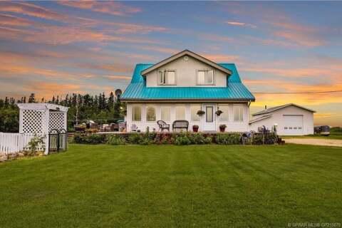 House for sale at 83014 Township Road 712  Wembley Alberta - MLS: GP215670