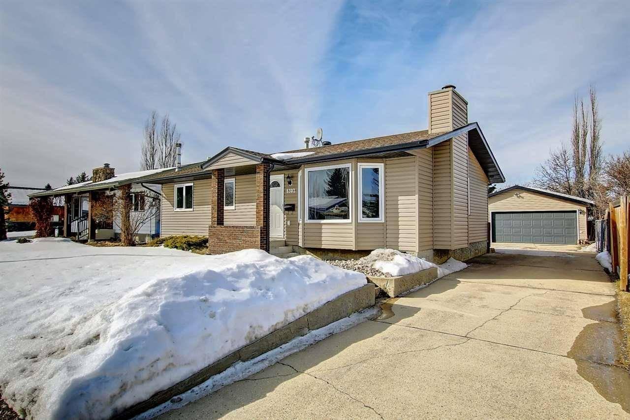 House for sale at 8302 98 Ave Fort Saskatchewan Alberta - MLS: E4190378