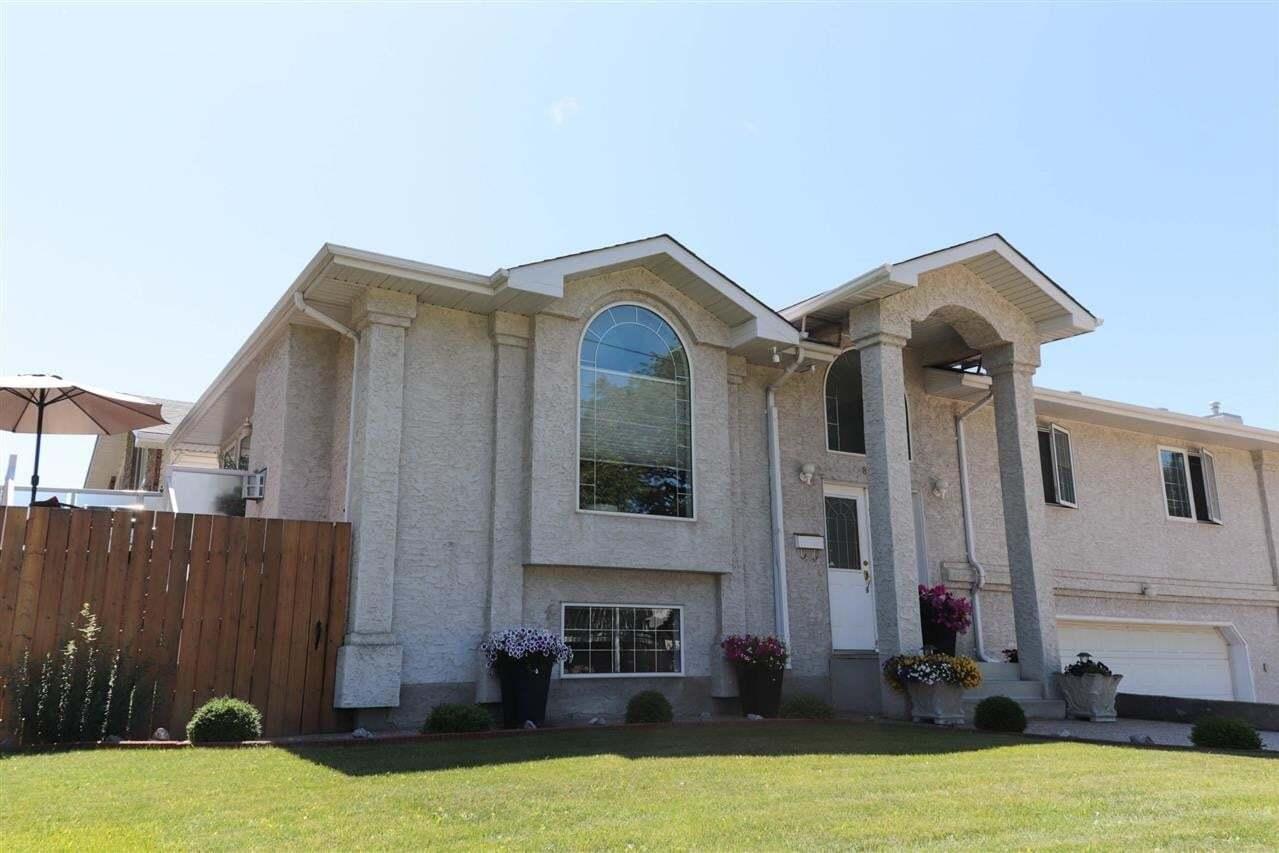 Townhouse for sale at 8303 120 Av NW Edmonton Alberta - MLS: E4209430