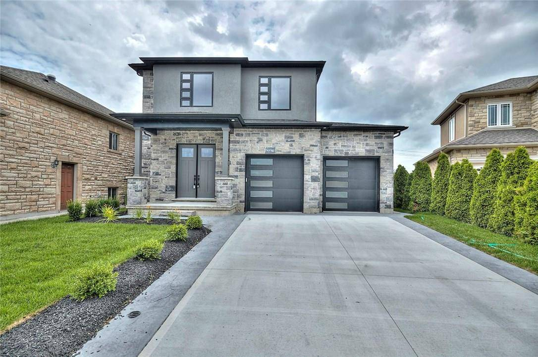House for sale at 8304 Vegter Ct Niagara Falls Ontario - MLS: 30746683
