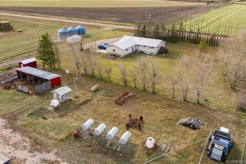 Residential property for sale at 83045 Range Road 21-0  Rural Lethbridge County Alberta - MLS: LD0189006