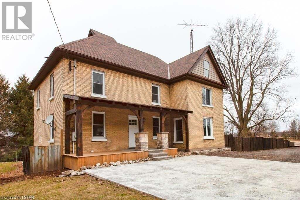 House for sale at 8306 Parkhouse Dr Mount Brydges Ontario - MLS: 260439