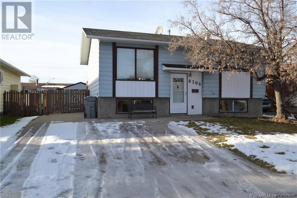 House for sale at 8306 Poplar Drive  Grande Prairie Alberta - MLS: GP213251