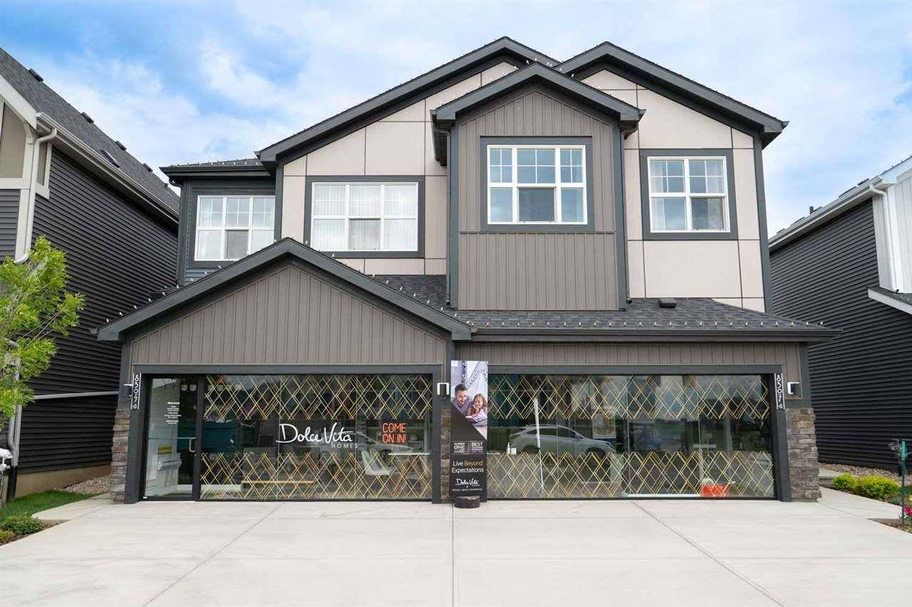 Townhouse for sale at 8309 224 St Nw Edmonton Alberta - MLS: E4194963