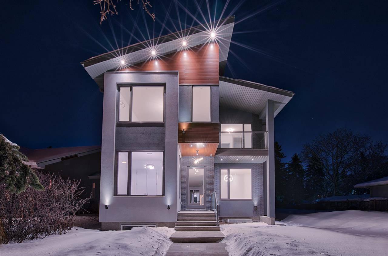 House for sale at 8309 Saskatchewan Dr Nw Edmonton Alberta - MLS: E4185413