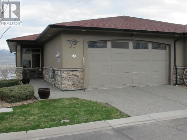 For Sale: 831 - 15 Hudsons Bay Trail, Kamloops, BC | 2 Bed, 3 Bath House for $599,900. See 29 photos!