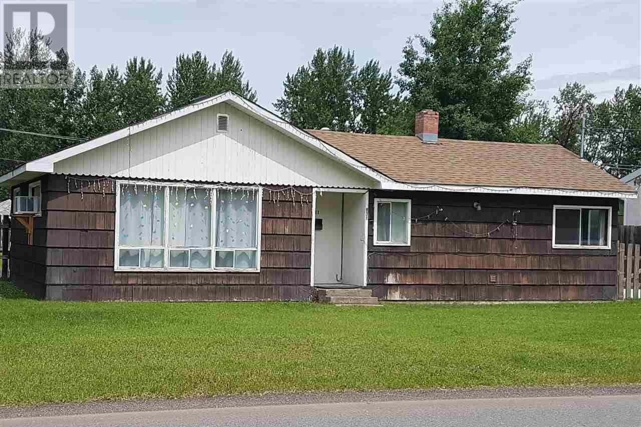 House for sale at 831 Broughton Ave Quesnel British Columbia - MLS: R2473518