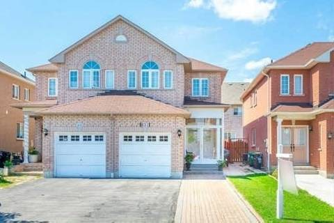 Townhouse for sale at 831 Genovese Pl Mississauga Ontario - MLS: W4721112