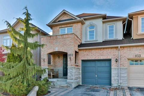 Townhouse for sale at 831 Gleeson Rd Milton Ontario - MLS: W4692426