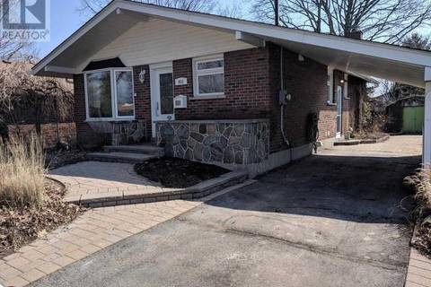 House for sale at 831 Olive Ave Oshawa Ontario - MLS: E4416153