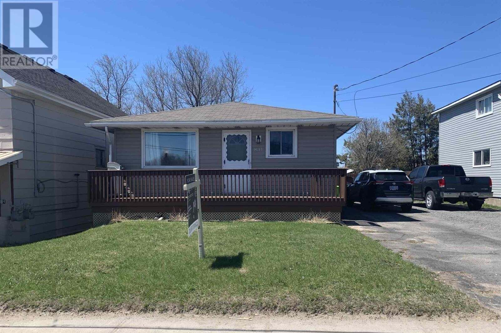 House for sale at 831 Peoples Rd Sault Ste. Marie Ontario - MLS: SM128260
