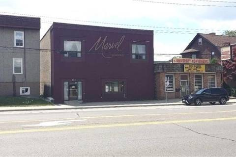 Commercial property for sale at 831 University Ave Windsor Ontario - MLS: X4585156