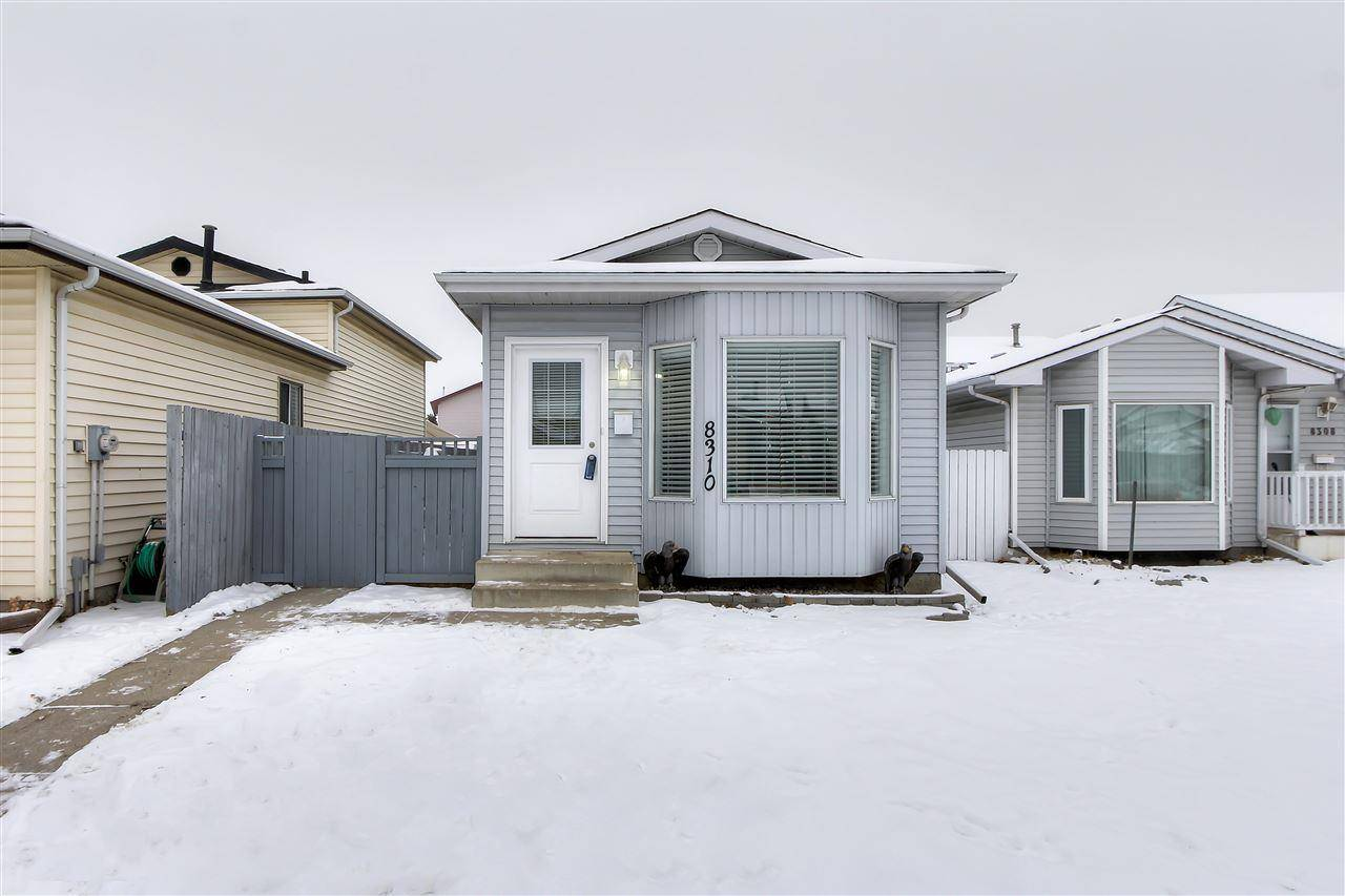 House for sale at 8310 158 Ave Nw Edmonton Alberta - MLS: E4182628
