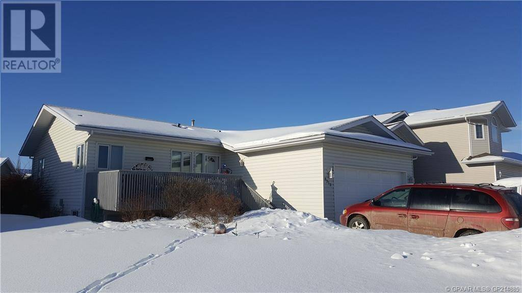 House for sale at 8313 103 Avenue Court Peace River Alberta - MLS: GP214885