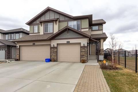 Townhouse for sale at 832 174 St Sw Edmonton Alberta - MLS: E4155994