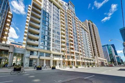 Apartment for rent at 250 Wellington St Unit 832 Toronto Ontario - MLS: C4734789