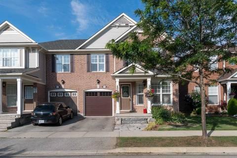 Townhouse for sale at 832 Gazley Circ Milton Ontario - MLS: W4546831