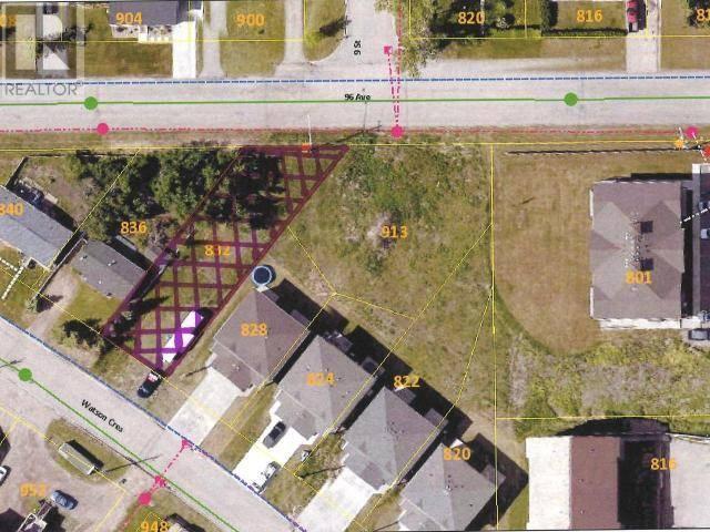 Home for sale at 832 Watson Cres Dawson Creek British Columbia - MLS: 180656