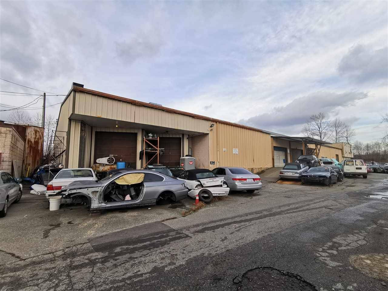 Commercial property for lease at 8321 Willard St Burnaby British Columbia - MLS: C8029962