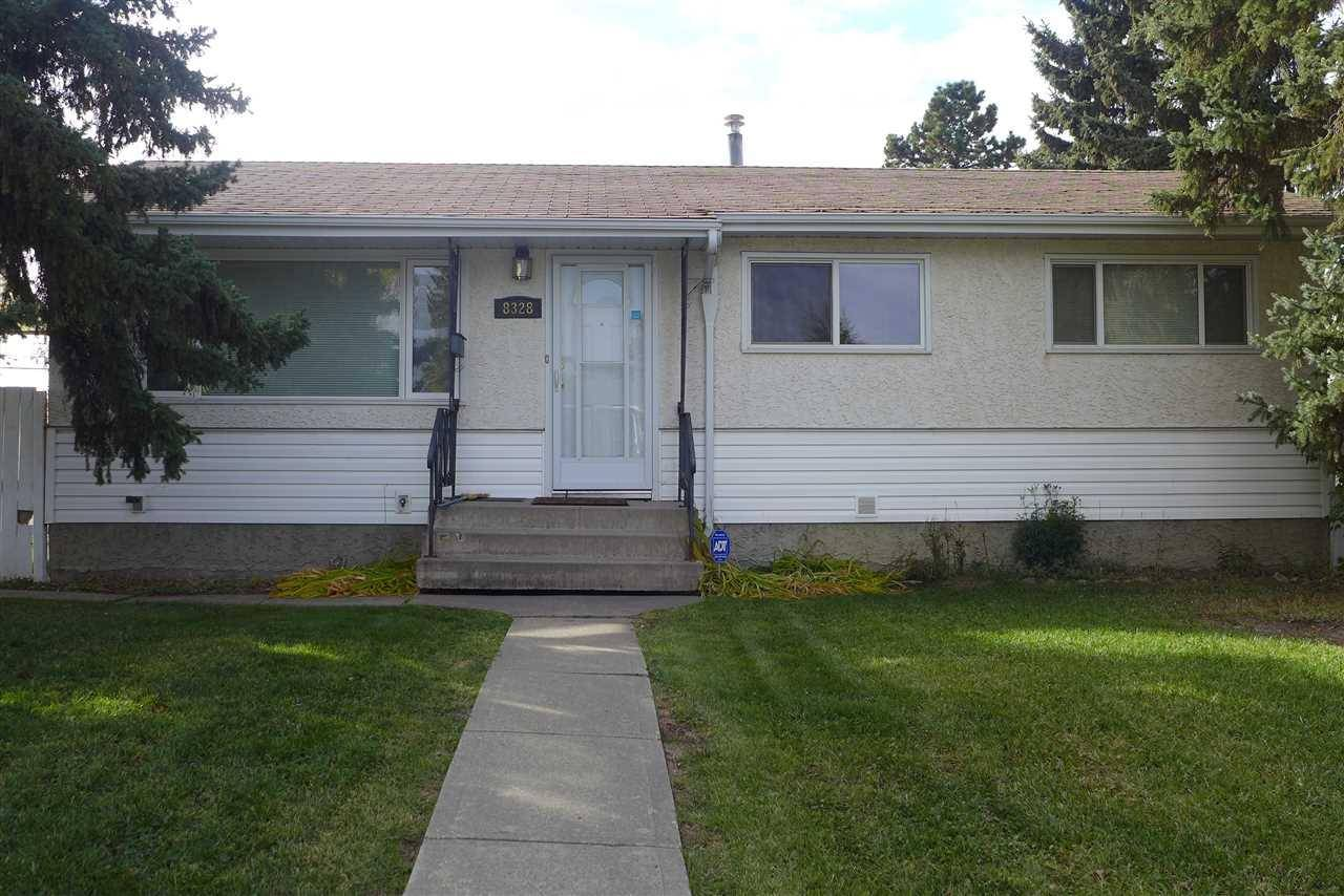 House for sale at 8328 166 St Nw Edmonton Alberta - MLS: E4171374