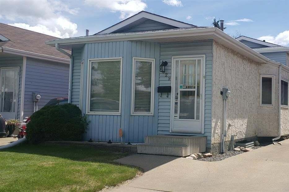 House for sale at 8329 156 Av NW Edmonton Alberta - MLS: E4206153