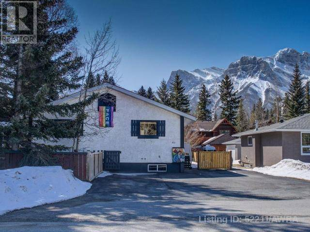 House for sale at 833 15th St Canmore Alberta - MLS: 52211