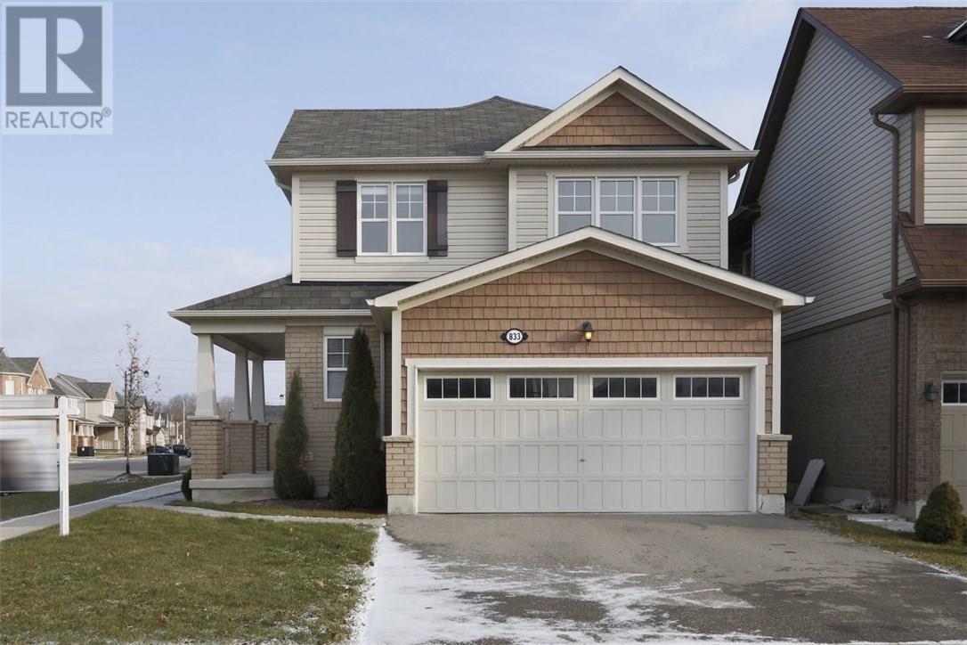 House for sale at 833 Asleton Boulevard Milton Ontario - MLS: W4319235
