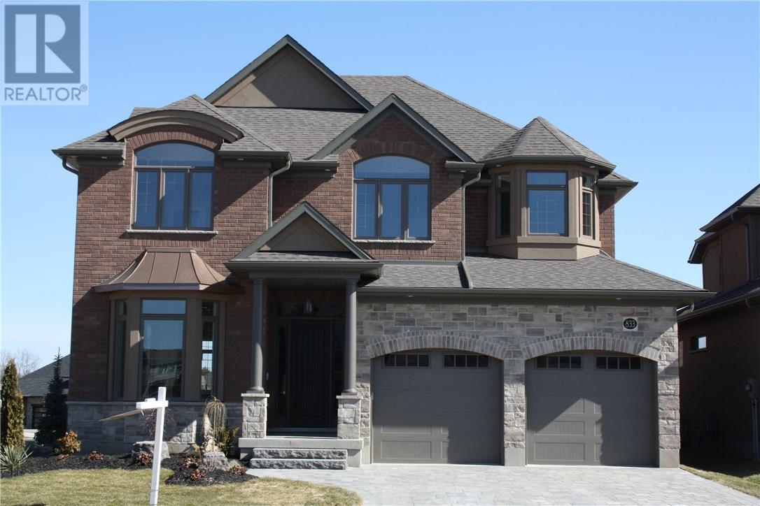 For Sale: 833 Copper Ridge Drive, Waterloo, ON   4 Bed, 4 Bath House for $1,324,900. See 41 photos!