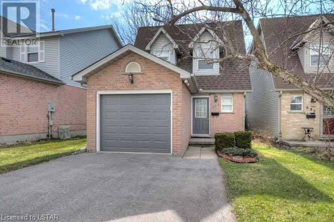 House for sale at 833 Deveron Cres London Ontario - MLS: 260222