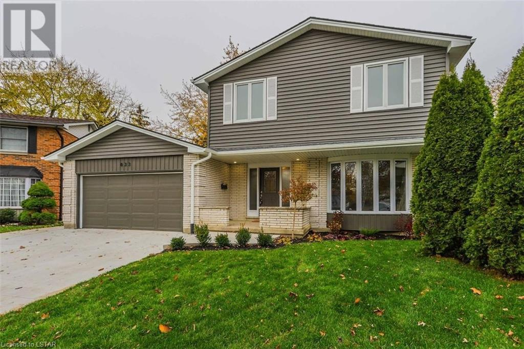 Removed: 833 Farnham Grove, London, ON - Removed on 2020-01-01 06:48:08