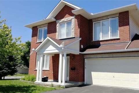 House for sale at 833 Taradale Dr Ottawa Ontario - MLS: 1210922