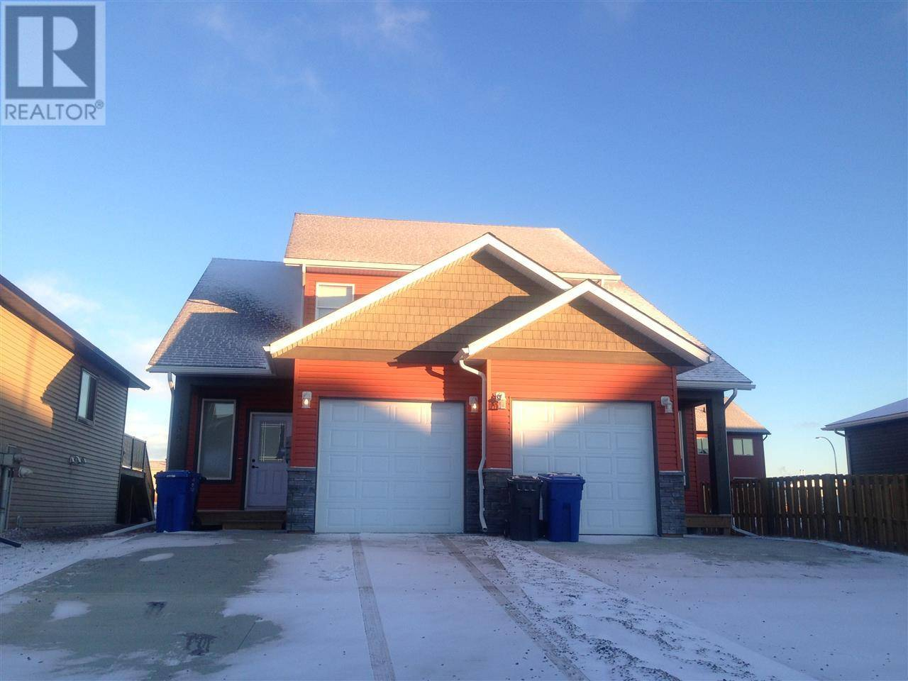 Townhouse for sale at 8330 87 Ave Fort St. John British Columbia - MLS: R2428416