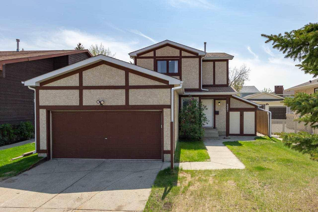 House for sale at 8331 152c Ave Nw Edmonton Alberta - MLS: E4176087