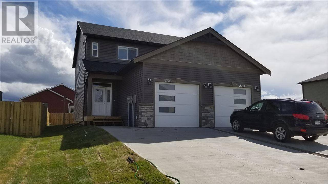Townhouse for sale at 8331 88 Ave Fort St. John British Columbia - MLS: R2424071