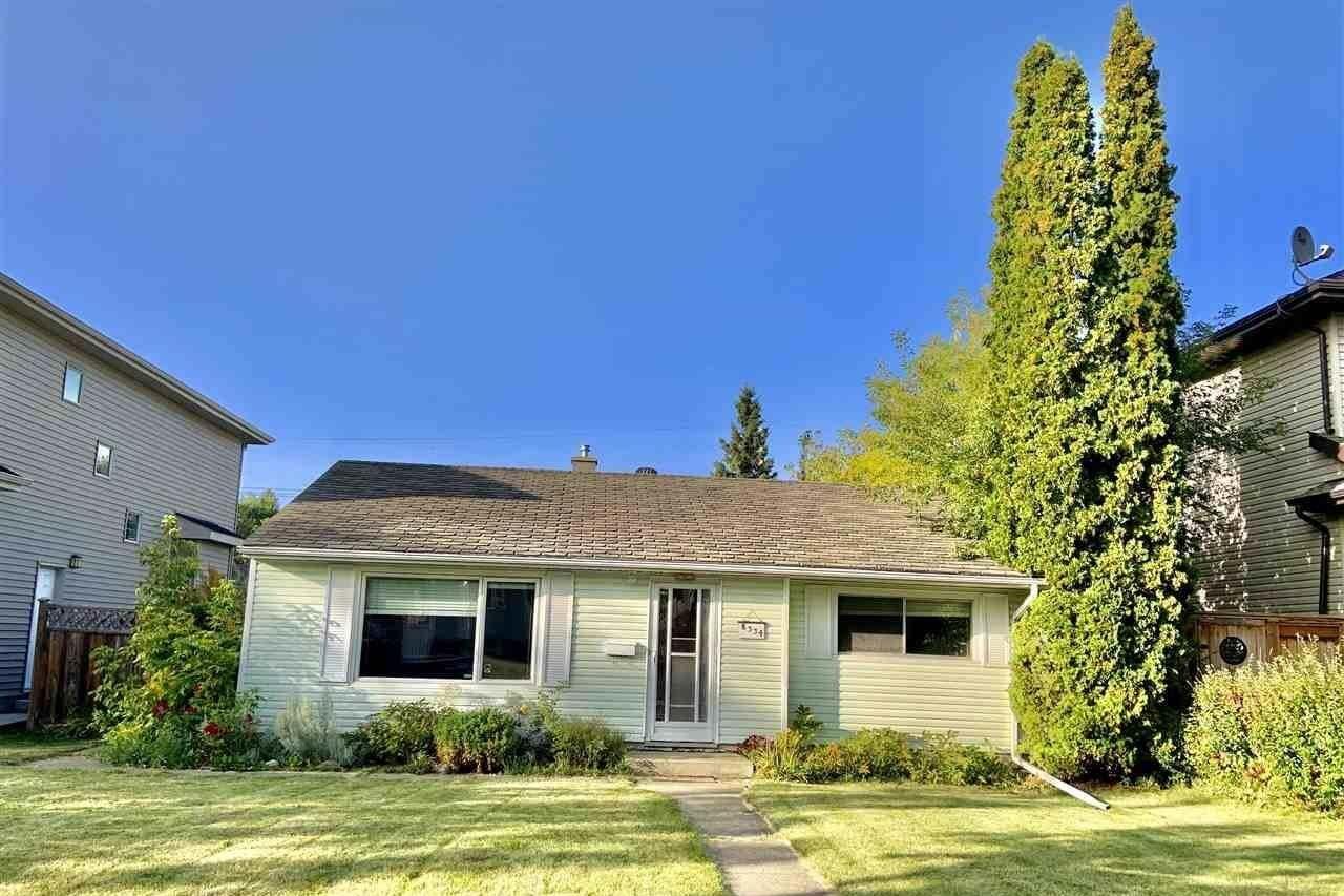House for sale at 8334 79 Av NW Edmonton Alberta - MLS: E4214899