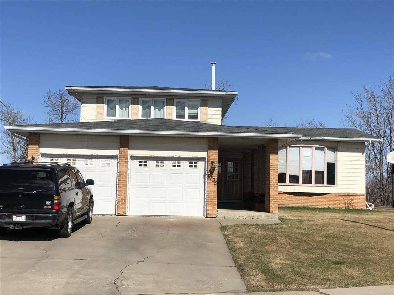 House for sale at 8338 100 Ave Fort Saskatchewan Alberta - MLS: E4190027