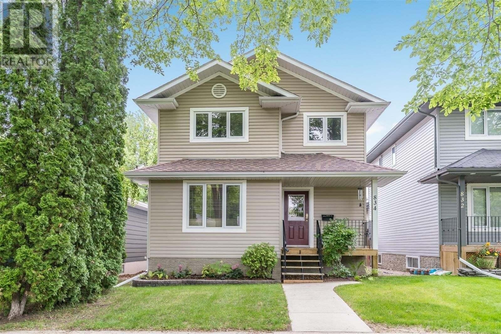 House for sale at 834 7th St E Saskatoon Saskatchewan - MLS: SK817316
