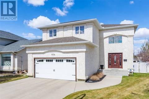 House for sale at 834 Chotem Pl Saskatoon Saskatchewan - MLS: SK768619