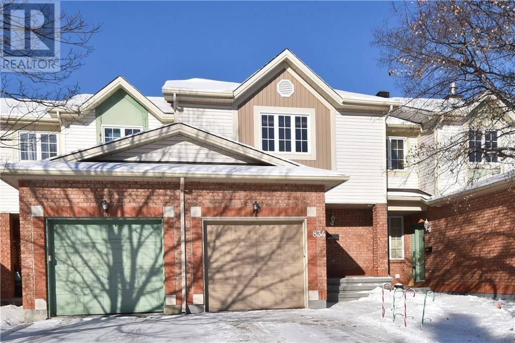 Townhouse for sale at 834 Como Cres Ottawa Ontario - MLS: 1179371