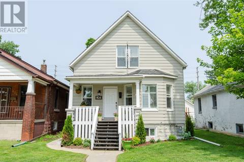 House for sale at 834 Janette Ave Windsor Ontario - MLS: 19021655