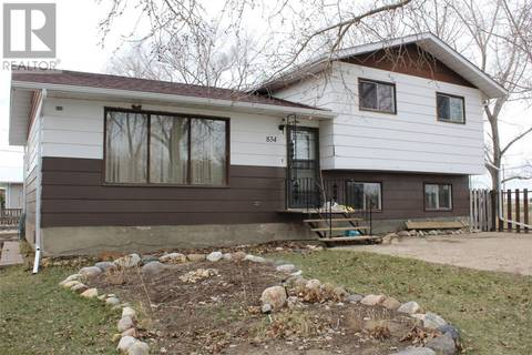 House for sale at 834 Mann Ave Radville Saskatchewan - MLS: SK795748