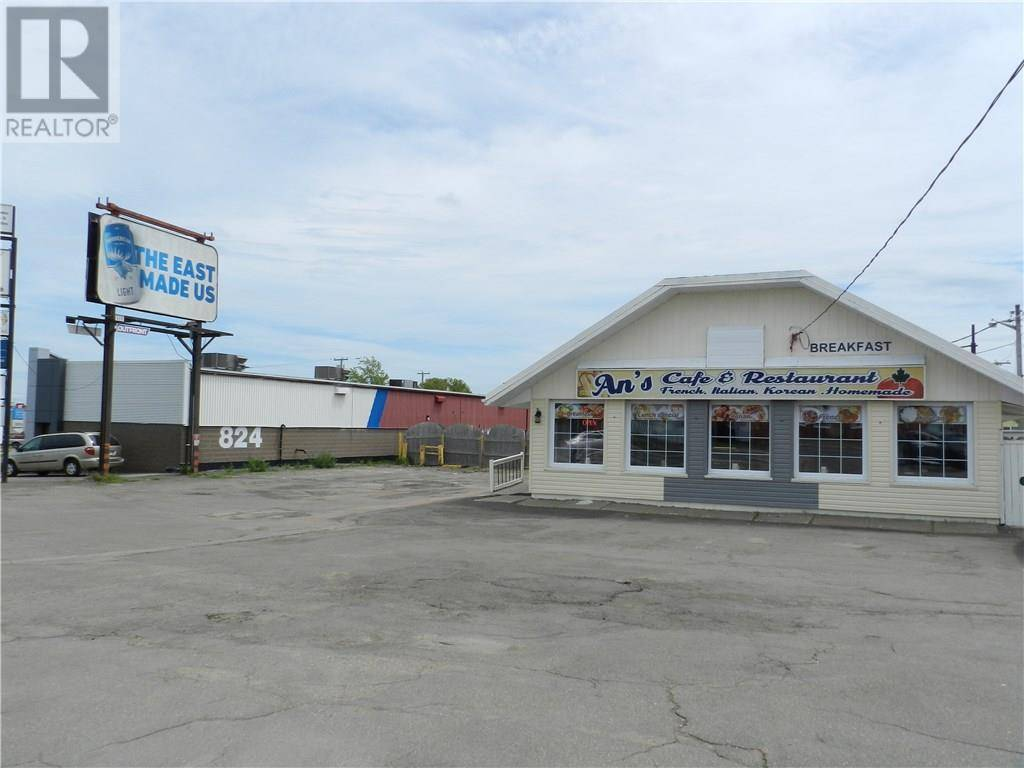 Commercial property for sale at 834 Mountain Rd Moncton New Brunswick - MLS: M120215