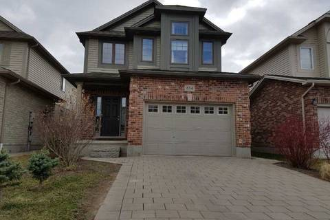 House for sale at 834 Reeves Ave London Ontario - MLS: X4456918