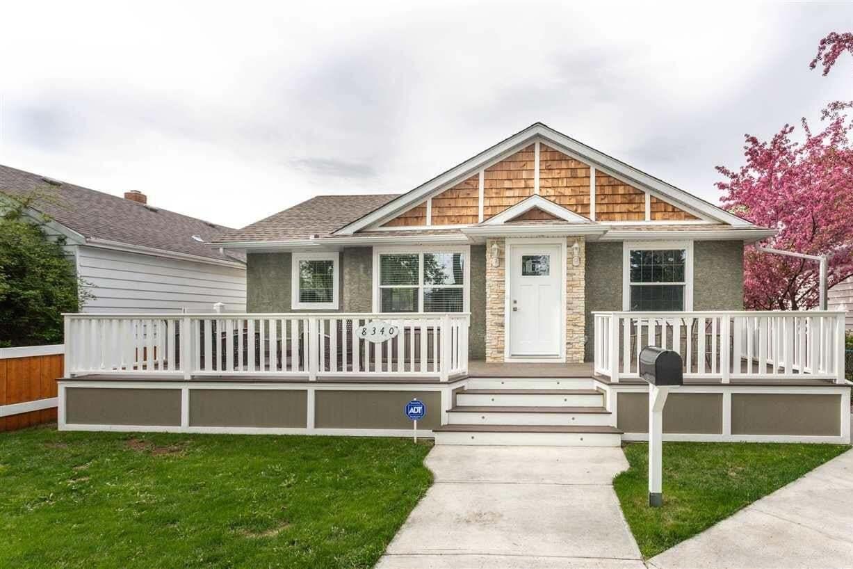 House for sale at 8340 80 Av NW Edmonton Alberta - MLS: E4198744