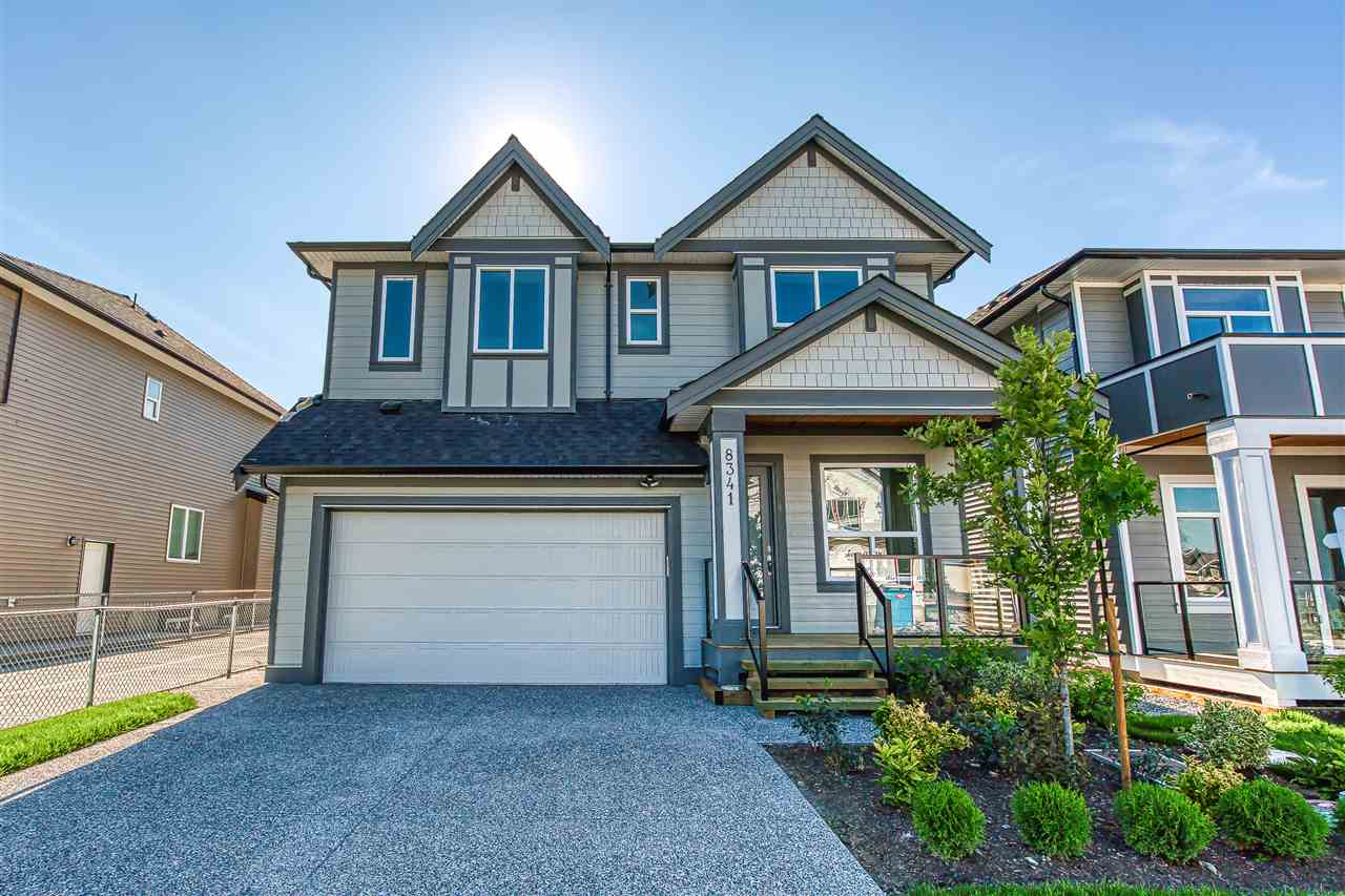 Removed: 8341 209b Street, Langley, BC - Removed on 2020-01-11 04:24:21
