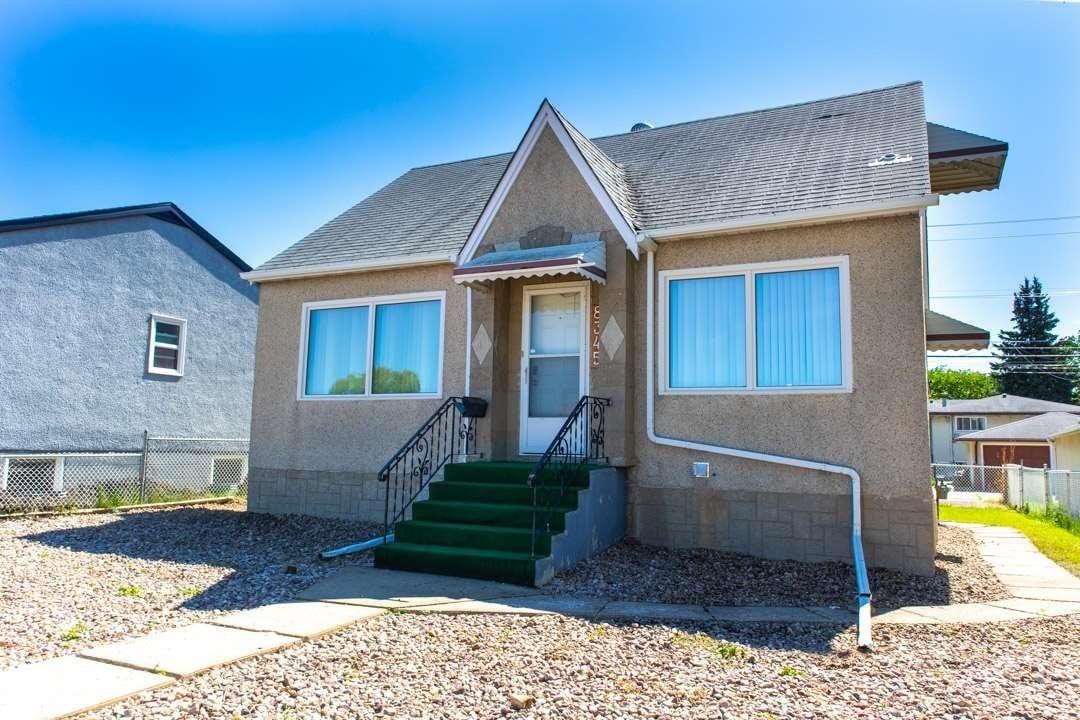 House for sale at 8345 82 Av NW Edmonton Alberta - MLS: E4208075