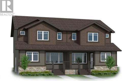 Townhouse for sale at 835 Mcfaull Ri Saskatoon Saskatchewan - MLS: SK801599