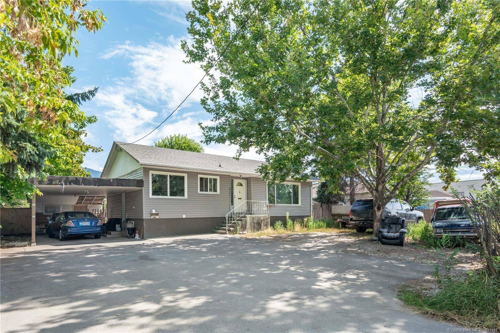 House for sale at 835 Rutland Rd North Kelowna British Columbia - MLS: 10191151