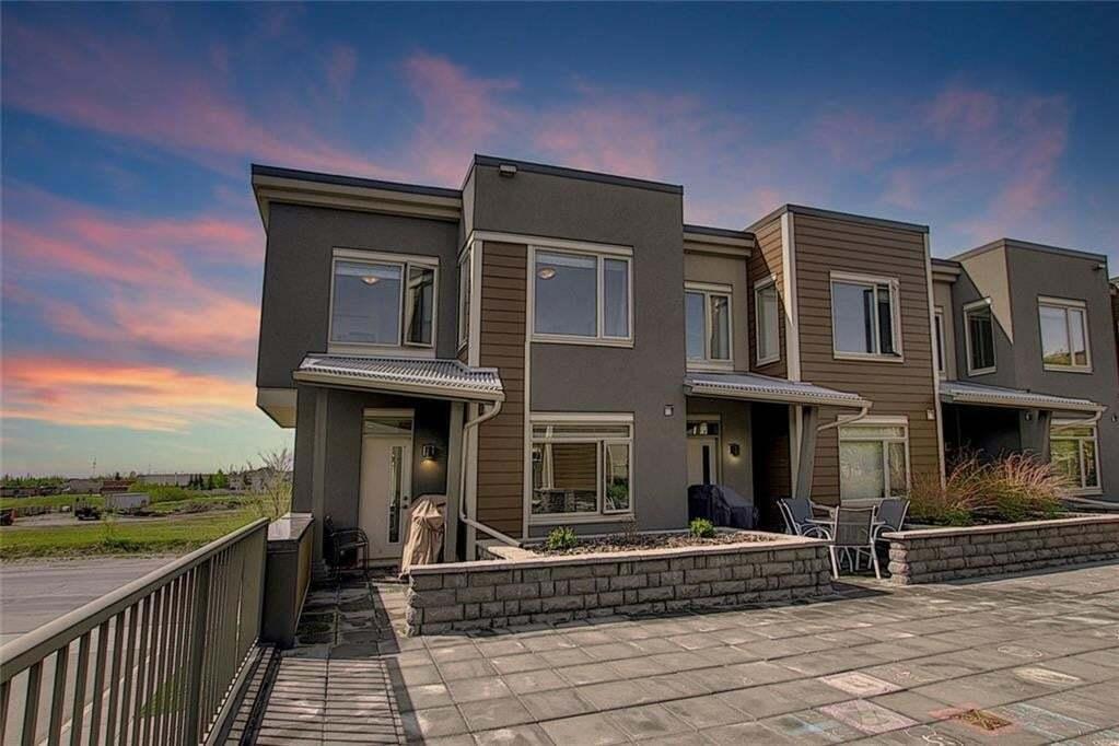 Townhouse for sale at 8350 9 Av SW West Springs, Calgary Alberta - MLS: C4297202