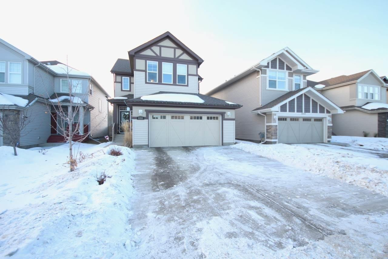 House for sale at 8353 Ellis Cr NW Edmonton Alberta - MLS: E4225419
